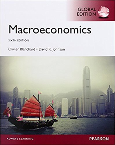 test bank for Macroeconomics 6th Global Edition by Olivier Blanchard的图片 1