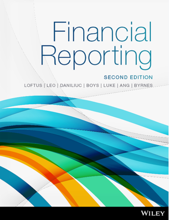test bank for Financial Reporting 2nd Edition by Janice Loftus的图片 1