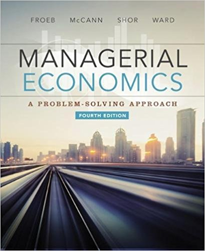 solution manual for Managerial Economics 4th Edition的图片 1