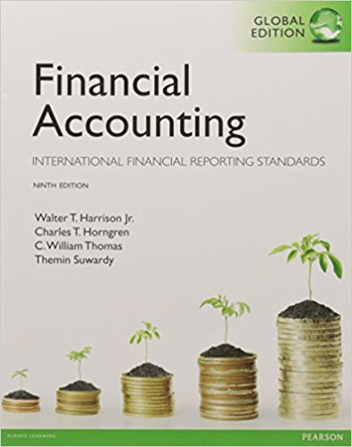 solution manual for Financial Accounting International Financial Reporting Standards 9th Global Edition的图片 1
