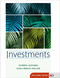 solution manual for Investments Asia Global Edition的图片 1
