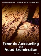 test bank for Forensic Accounting and Fraud Examination 1st Edition