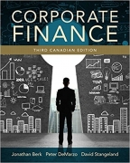 solution manual for Corporate Finance 3rd Canadian Edition