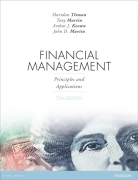 solution manual for Financial Management: Principles and Applications 7th Edition