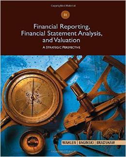 solution manual for Financial Reporting, Financial Statement Analysis and Valuation 8th Edition的图片 1
