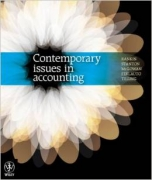 solution manual for Contemporary Issues in Accounting 1st Edition