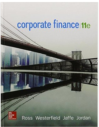 solution manual for Corporate Finance 11th Edition的图片 1