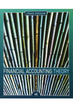 solution manual for Financial Accounting Theory 4th Edition by Craig Deegan的图片 1