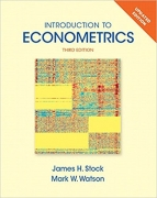 solution manual for Introduction to Econometrics 3rd Update Edition