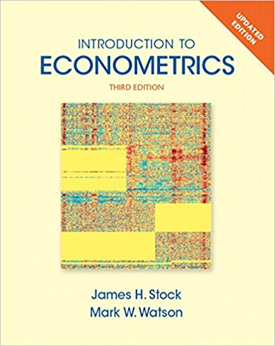 test bank for Introduction to Econometrics 3rd Update Edition的图片 1