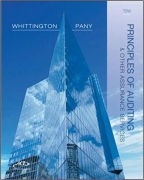 test bank for Principles of Auditing and Other Assurance Services 19th Edition