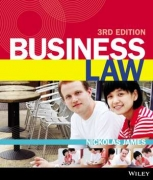 solution manual for Business Law 3rd Edition