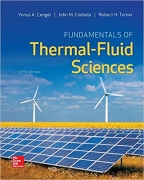 solution manual for Fundamentals of Thermal-Fluid Sciences 5th Edition