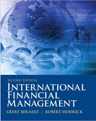 test bank for International Financial Management 2nd Edition的图片 1