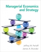 solution manual for Managerial Economics and Strategy 1st Edition