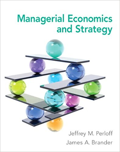 solution manual for Managerial Economics and Strategy 1st Edition的图片 1