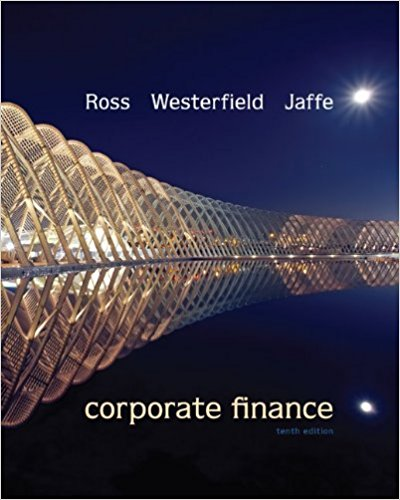 solution manual for Corporate Finance 10th Edition的图片 1