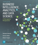 solution manual for Business Intelligence, Analytics, and Data Science: A Managerial Perspective 4th Edition
