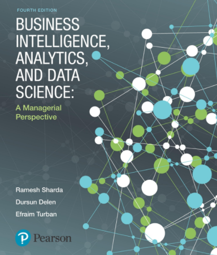 test bank for Business Intelligence, Analytics, and Data Science: A Managerial Perspective 4th Edition的图片 1