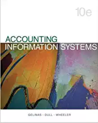 test bank for Accounting Information Systems 10th Edition的图片 1