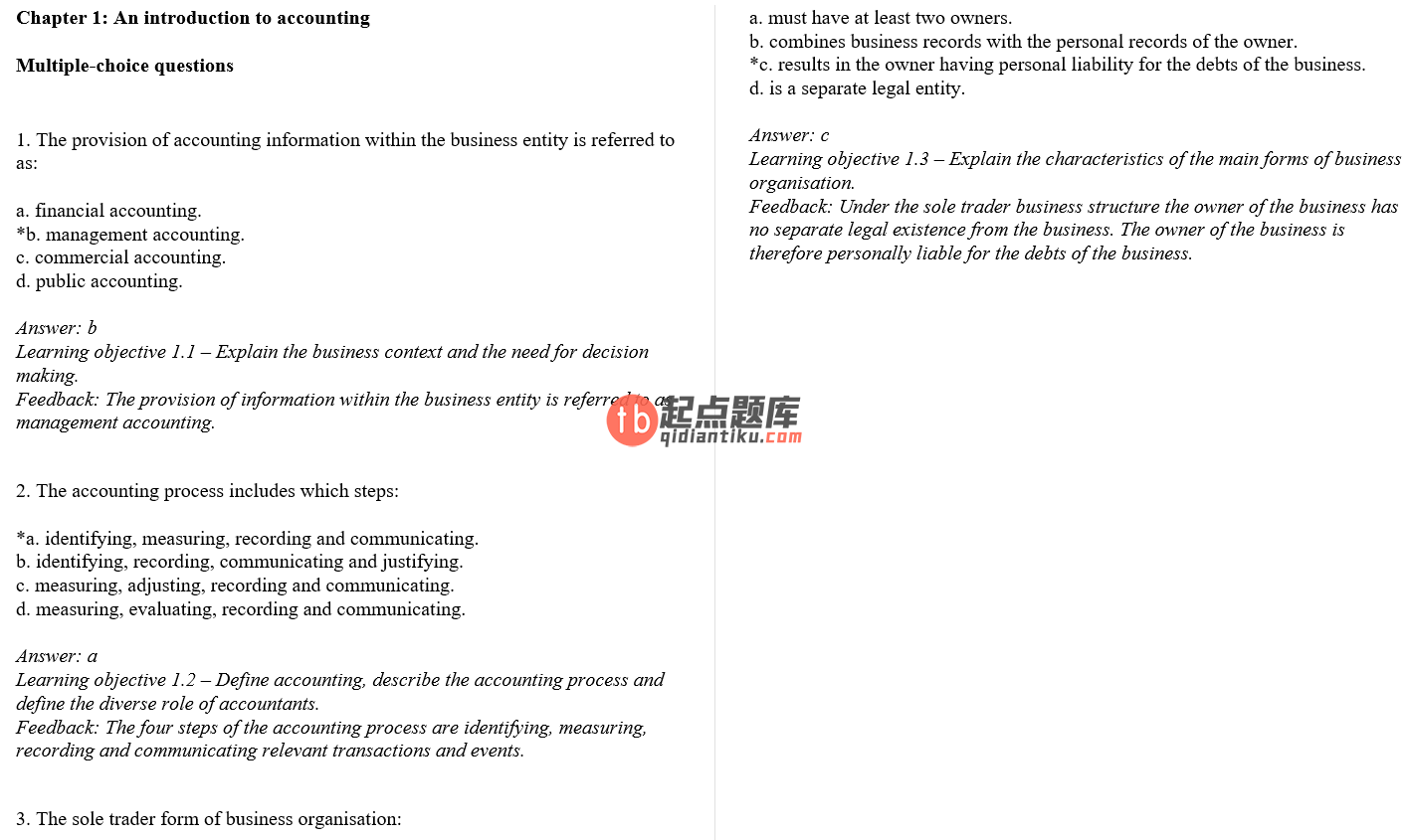 test bank for Financial Accounting: Reporting, Analysis and Decision Making 5th Edition的图片 3