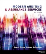 solution manual for Modern Auditing and Assurance Services 6th edition