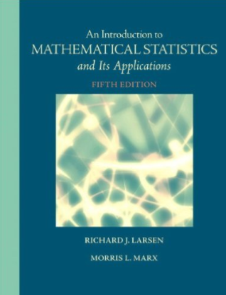solution manual for Introduction to Mathematical Statistics and Its Applications 5th Edition的图片 1