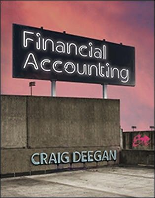 solution manual for Financial Accounting 8th Edition by Craig Deegan的图片 1