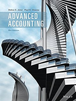 solution manual for Advanced Accounting 6th Edition的图片 1