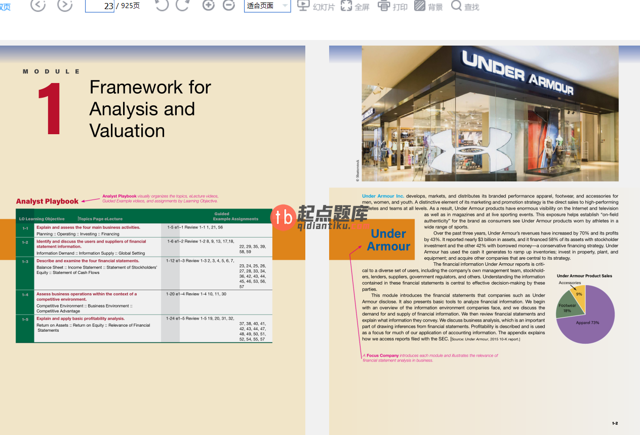 Financial Statement Analysis and Valuation 5th edition的图片 3