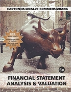Financial Statement Analysis and Valuation 5th edition