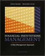 test bank for Financial Institutions Management: A Risk Management Approach 8th Edition