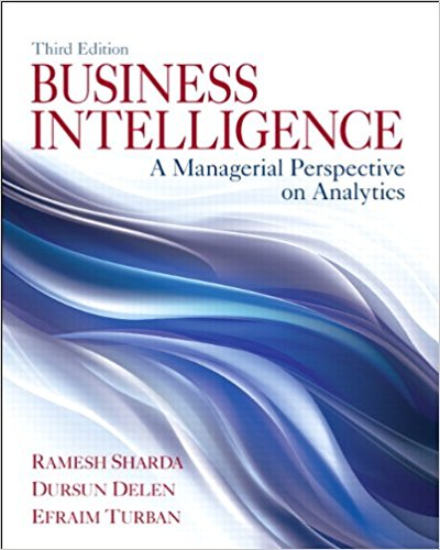 solution manual for Business Intelligence: A Managerial Perspective on Analytics 3rd Edition的图片 1