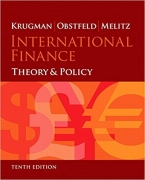 test bank for International Finance: Theory and Policy 10th Edition