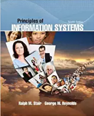 solution manual for Principles of Information Systems 12th Edition的图片 1