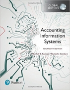 solution manual for Accounting Information Systems 14th Global Edition