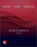 test bank for Investments 11th Edition