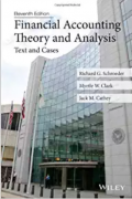 test bank for Financial Accounting Theory and Analysis: Text and Cases 11th Edition