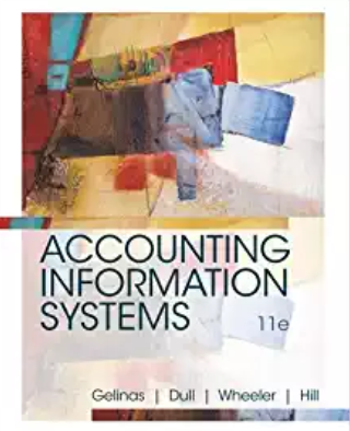 test bank for Accounting Information Systems 11th Edition by Ulric J. Gelinas的图片 1