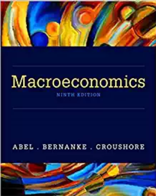 solution manual for Macroeconomics 9th Edition by Andrew B. Abel的图片 1