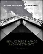 test bank for Real Estate Finance & Investments 14th Edition