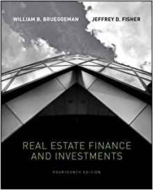 test bank for Real Estate Finance & Investments 14th Edition的图片 1
