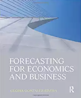 solution manual for Forecasting for Economics and Business 1st Edition的图片 1