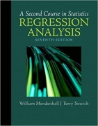solution manual for A Second Course in Statistics: Regression Analysis 7th Edition