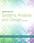 test bank for Essentials of Systems Analysis and Design 6th Edition
