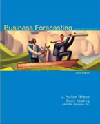 solution manual for Business Forecasting with Business ForecastX 6th Edition