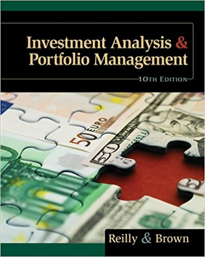 solution manual for Investment Analysis and Portfolio Management 10th Edition的图片 1