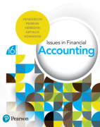 solution manual for Issues in Financial Accounting 16th edition