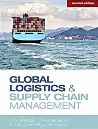solution manual for Global Logistics and Supply Chain Management 2nd Edition的图片 1