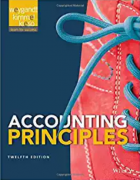 solution manual for Accounting Principles 12th Edition